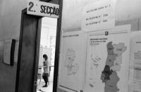Secção de voto no referendo à regionalização de 1998
