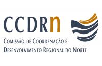 Logótipo da CCDR-N