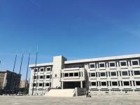 Fachada do edifício da Câmara Municipal da Maia