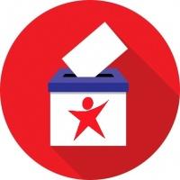 Voto a ser depositado em urna