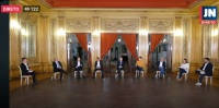 os à Câmara candidatos em debate
